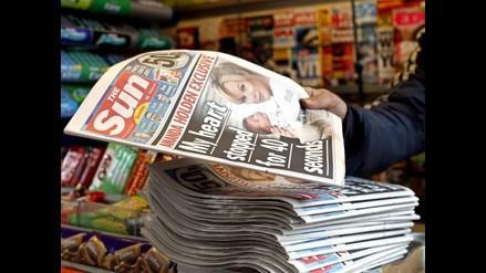 Detienen a otra periodista de The Sun por el caso de los sobornos