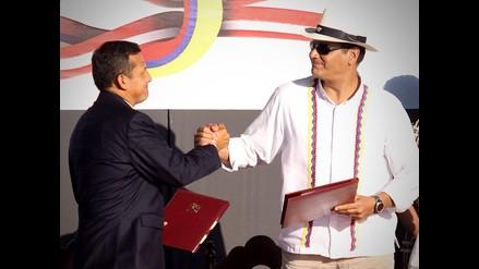 Perú y Ecuador: Convenios para un nuevo ciclo binacional