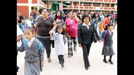 Huánuco: 70 mil escolares regresan a las aulas