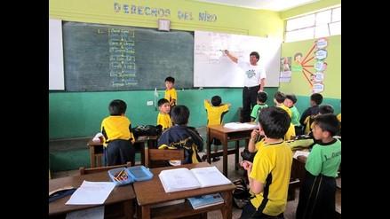 Cajamarca: Alumnos regresaron a clases en más de 5 mil colegios