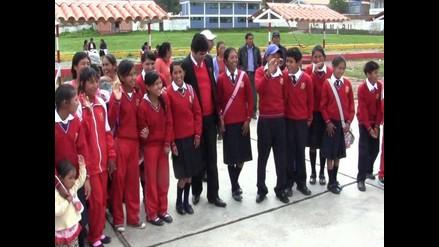 Junín: El 80% de instituciones educativas iniciaron sus labores escolares