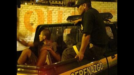 Arequipa: Intervienen a dos menores de edad por hurto en Caylloma