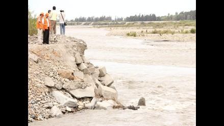 Alertan posible desborde del río Santa en Áncash