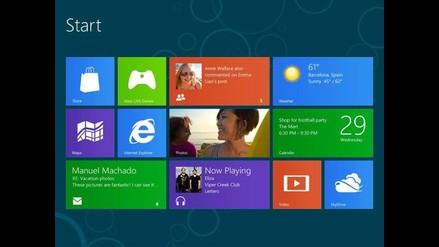 Windows 8 alcanza un millón de descargas en su primer día