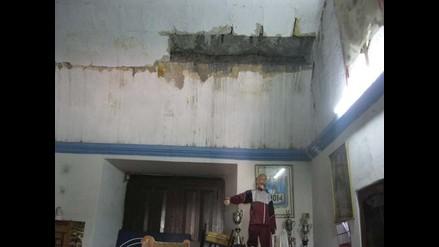 Arequipa: Con infraestructuras deficientes colegios reciben a escolares