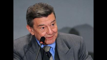 Canciller Roncagliolo se presenta en Congreso