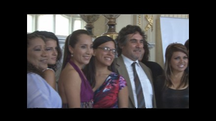 Bartola, Ruth Karina y Damaris juntas por el Día de la Mujer