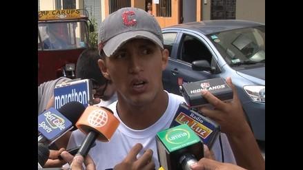 Ricardo Farro: Reunión en San Martín fue para despedirnos amablemente