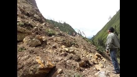 Continúa aislada la provincia de Grau en Apurímac