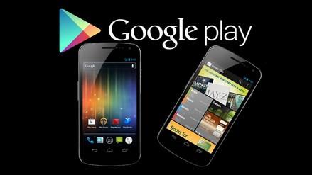 Google une sus servicios móviles en Google Play