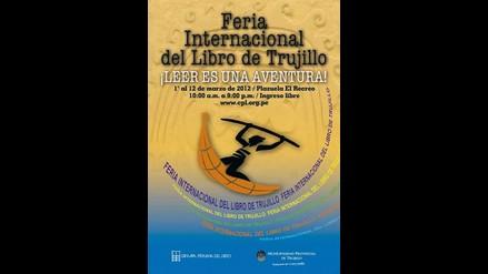 Feria Internacional del Libro se desarrolla en Trujillo