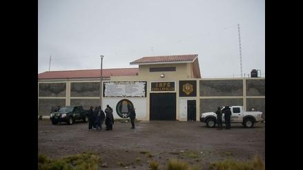 Capturan al exdirector del penal de Challapalca en Puno