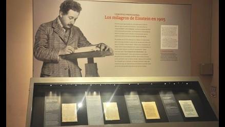 Llega al Perú el Museo Interactivo de Albert Einstein