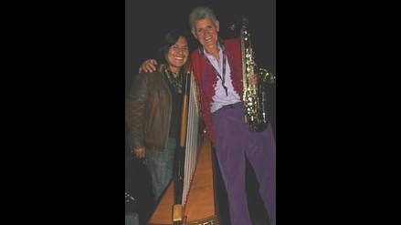 Arpista Luciano Quispe realizará concierto en la derrama magisterial.
