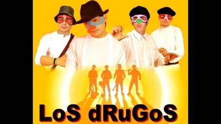 Los Drugos reversionaron el vals José Antonio en tiempo de rock en 2010