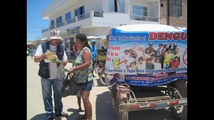 Cajamarca: Confirman dos muertes por dengue en Jaén