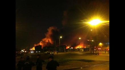Incendios, exposición al humo y riesgos para la salud