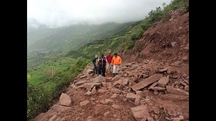Continúa el tránsito restringido en las carreteras de Apurímac