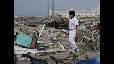 Todo sobre el terremoto en Japón