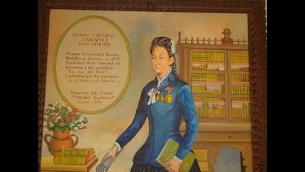 Cusqueña Trinidad Enriquez, primera universitaria y jurista peruana