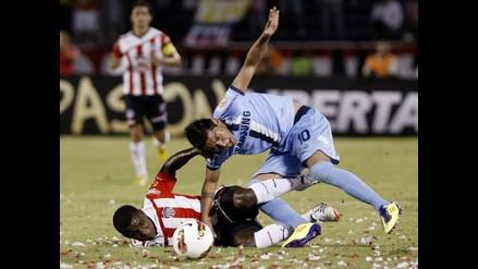 Junior perdió de local con Bolívar y se hunde en la Copa Libertadores