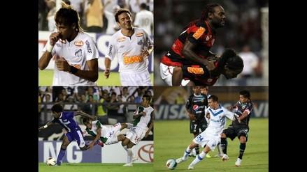 Conozca cómo van todos los grupos de la Copa Libertadores 2012