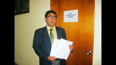 Chiclayo: Con memorial demandan implementar instancias laborales