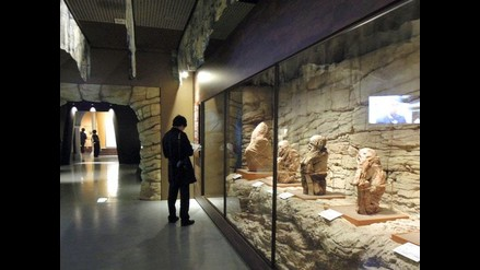 Exposición sobre las riquezas incas conquistan a Tokio