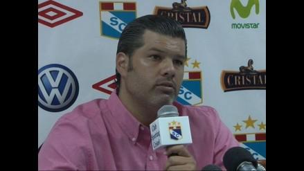 En Sporting Cristal están conformes con el decreto de urgencia al fútbol