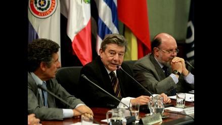 Perú negocia con Uruguay acuerdos comerciales y tecnológicos