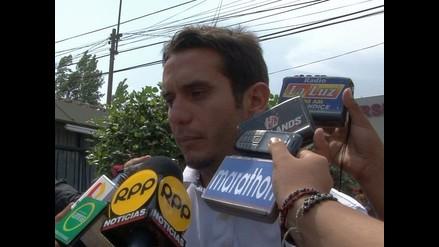Héber Arriola descarta haber arreglado con el Deportivo Cali