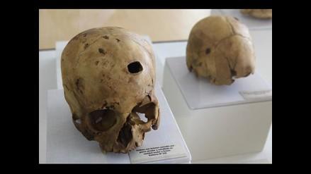 Muestran necrópolis precolombina más grande del Perú