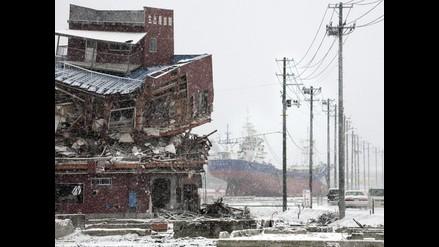 Cifras de la crisis y la reconstrucción un año después del tsunami