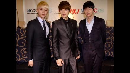 JYJ ofrecerá histórico primer concierto de K Pop en Lima