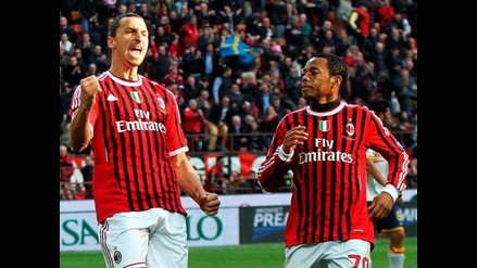 Milan venció al Lecce y amplió ventaja sobre Juventus en Liga italiana