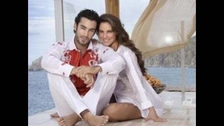 Kate del Castillo aprueba que Aarón Díaz rehaga su vida sentimental