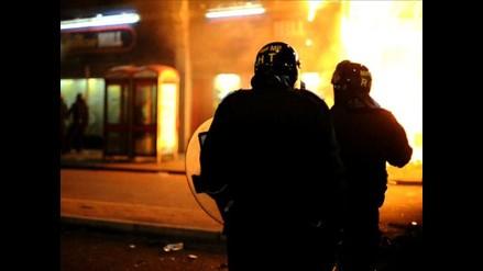 Nueve heridos dejaron peleas de fanáticos en clásico en Medellín