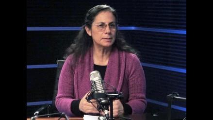 Patricia Salas se presenta en la Comisión de Educación del Congreso