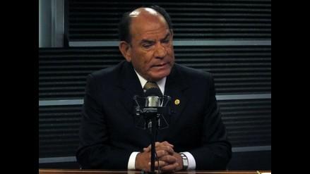 Mininter espera que Congreso apruebe Servicio Policial Voluntario