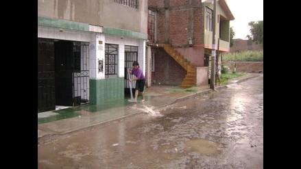 Ica: Más de 400 viviendas afectadas por lluvias