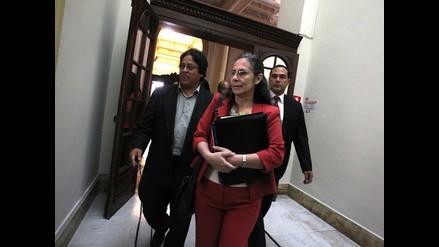 Patricia Salas: No vamos a pasar por alto cualquier responsabilidad