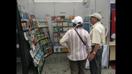 Culmina Feria Internacional del Libro en Trujillo