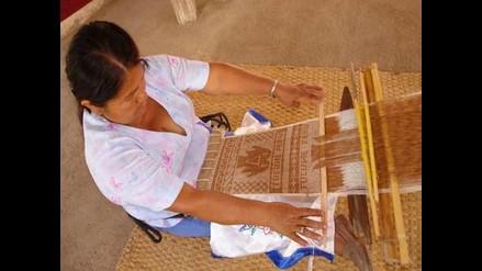 Artesanas chiclayanas harán ropa con algodón nativo para exportar