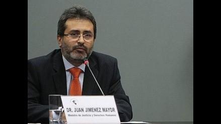 Jiménez asegura que presidente Humala sabía del traslado de su hermano