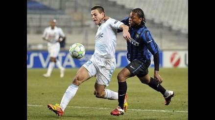 Inter de Milán recibe al Olympique de Marsella por la Champions