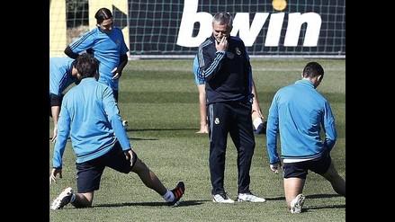 Real Madrid se prepara sin Di María ni Coentrao para la Champions
