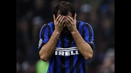Olympique de Marsella eliminó al Inter de Milán de la Liga de Campeones