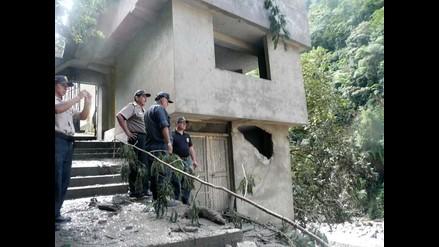 Junín: Desborde del río Toropaccha deja 3 fallecidos y 1 desaparecido
