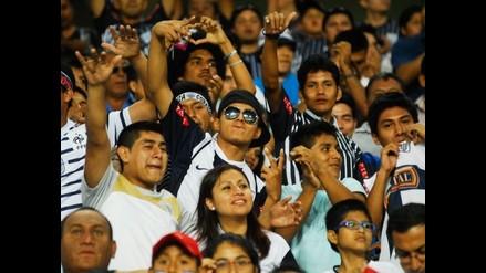 Así vivió la hinchada de Alianza Lima la victoria ante Nacional