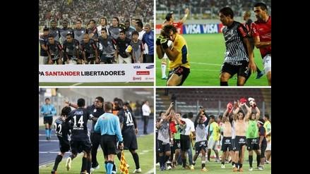 Vea los pormenores del triunfo de Alianza Lima en la Copa Libertadores